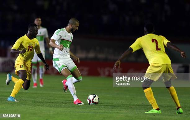 33 Algeria V Guinea Friendly Match Photos and Premium High Res Pictures -  Getty Images