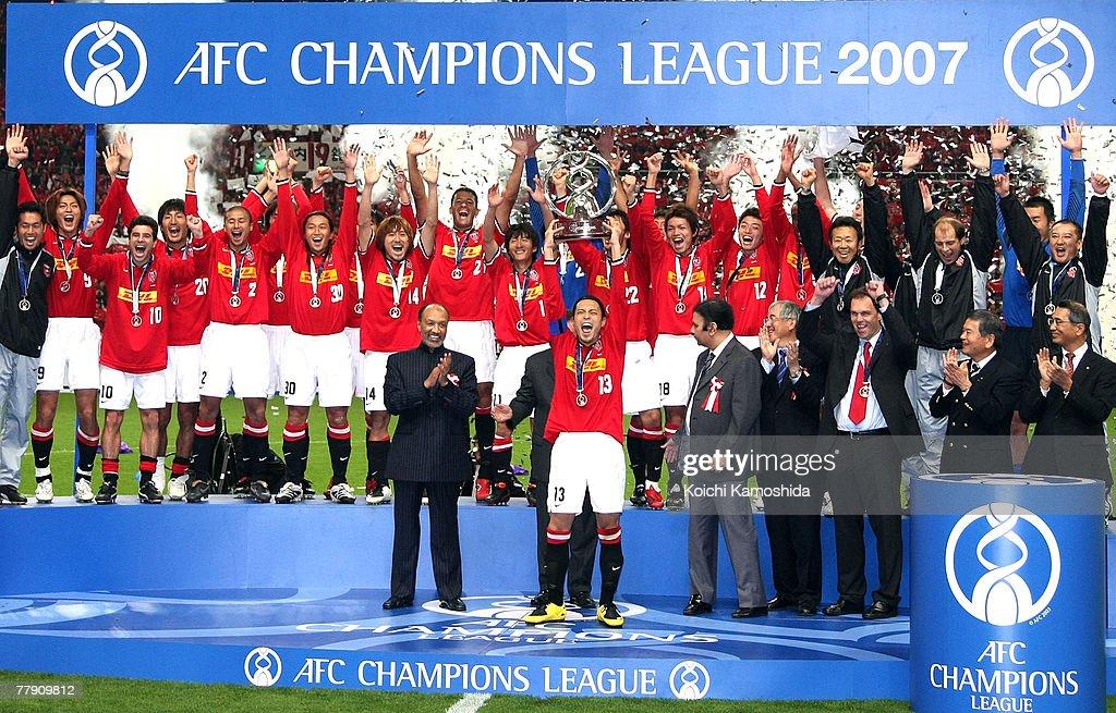 AFC Champions League Final 2nd Leg Urawa Reds v Sepahan : News Photo