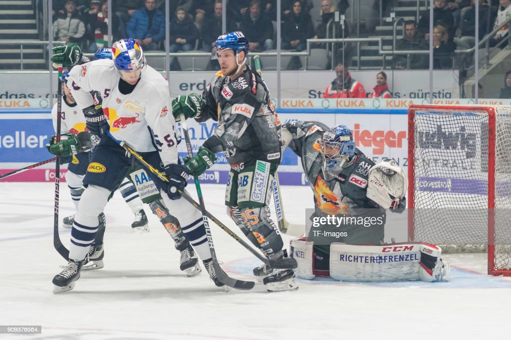 Augsburger Panther v EHC Red Bull Muenchen  - DEL