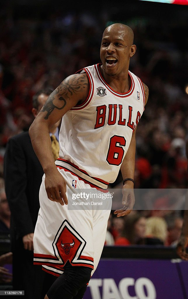 Indiana Pacers v Chicago Bulls - Game Five