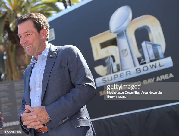 Keith Bruce Ceo Of The Bay Area Super Bowl Committee Attends A News News Photo Getty Images