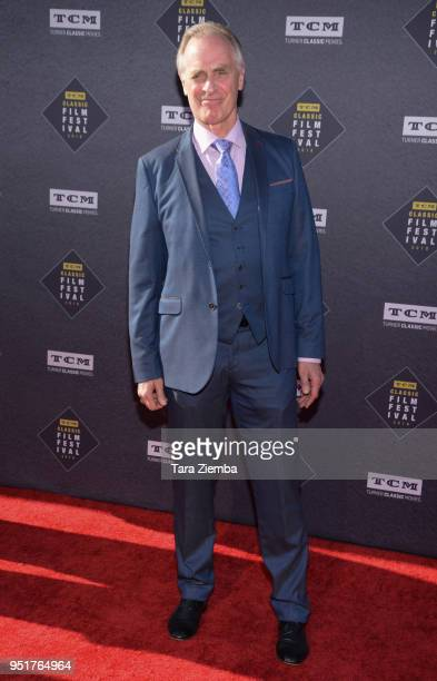 Keith Carradine attends the 2018 TCM Classic Film Festival Opening Night Gala 50th Anniversary World Premiere Restoration of 'The Producers' at TCL...