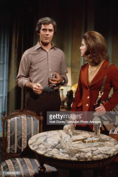 Keith Charles Gretchen Corbett appearing in the ABC tv series 'The Wide World of Mystery' episode 'The House and the Brain'