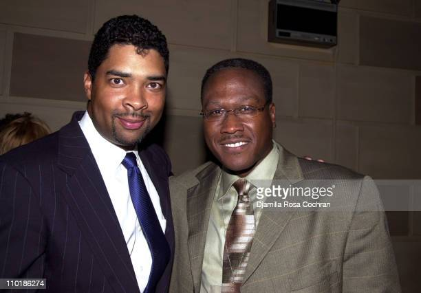 Keith Clinkscales of Vanguarde and Keith JHarvey from Absolut