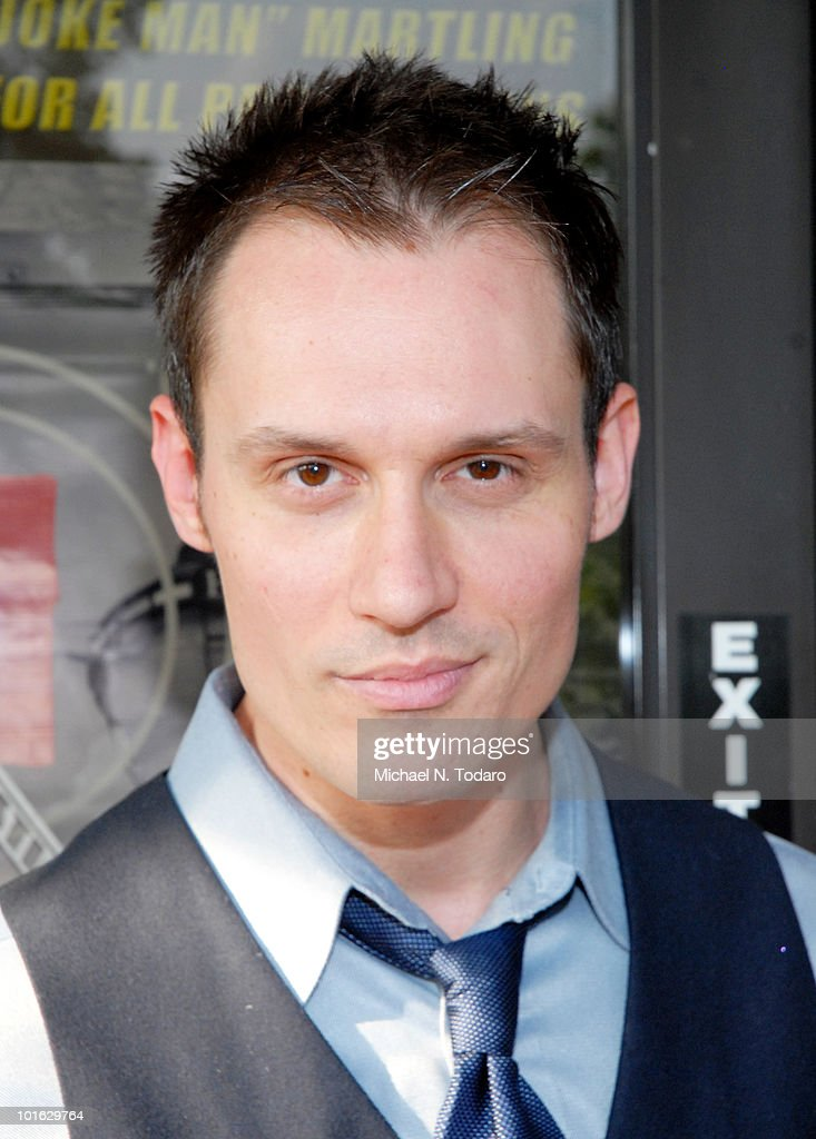 Keith Collins attends the premiere of 'An Affirmative Act' at Cedar Lane Cinemas on June 4, 2010 in Teaneck, New Jersey.