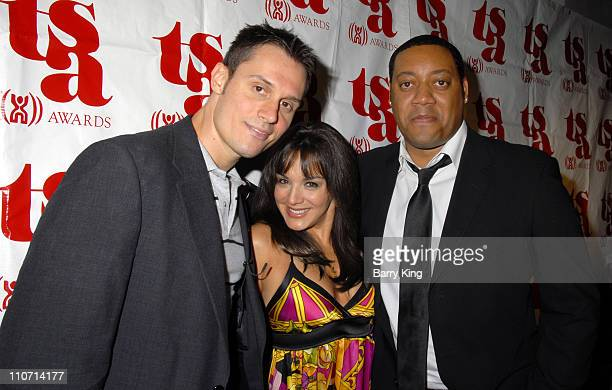 Keith Collins JillMichele Melean and Cedric Yarbrough