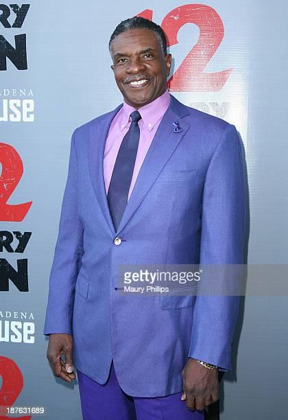 Keith David attends '12 Angry Men' at the Pasadena Playhouse on November 10 2013 in Pasadena California