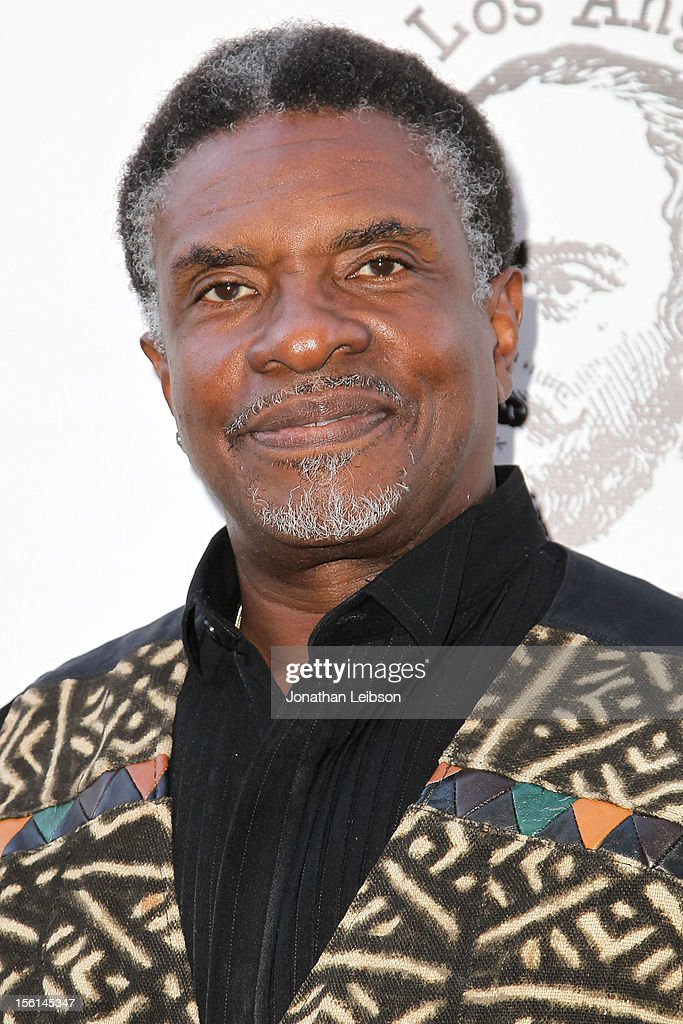 Keith David attends The Los Angeles Drama Club And Magic Castle Host 1st Gala Fundraiser And Benefit Performance 'Tempest In A Teacup' at The Magic Castle on November 11, 2012 in Hollywood, California.