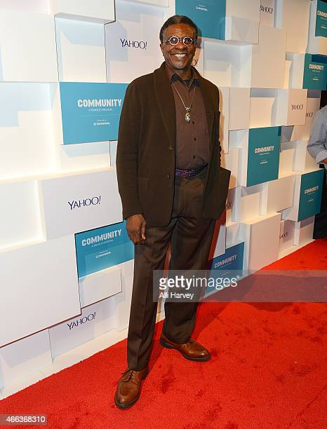 Keith David attends Yahoo's 'Community' Greendale School Dance at SXSW 2015 on March 14 2015 in Austin Texas