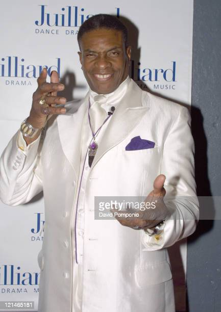 Keith David during Classified Jazz A Benefit Concert For The Juilliard School at Juilliard Theater Lincoln Center in New York City New York United...
