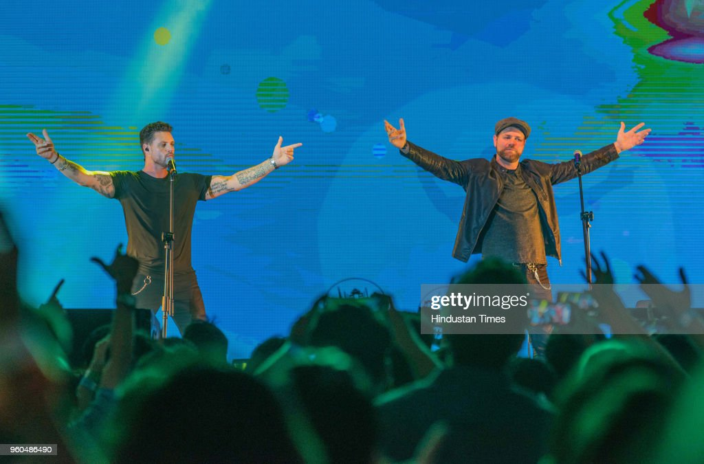 Boyzlife India Concert In Mumbai