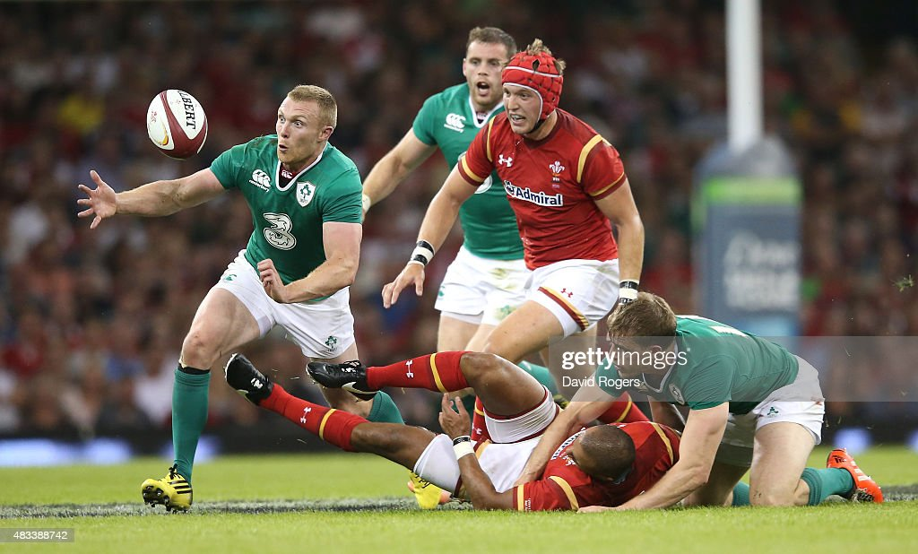 Wales v Ireland - International Match
