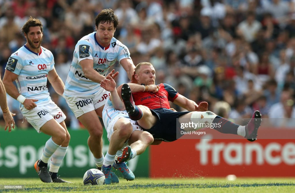 Racing 92 v Munster Rugby - European Rugby Champions Cup Semi-Final