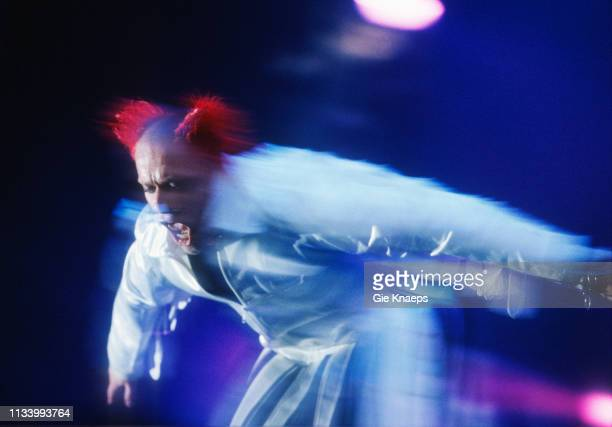 Keith Flint The Prodigy Pinkpop Festival Landgraaf Nederland 27th May 1996