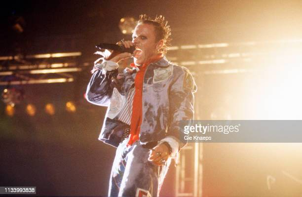 Keith Flint The Prodigy Torhout/Werchter Festival Torhout Belgium 5th July 1997