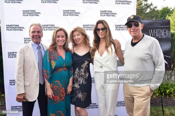 Keith Green Ann Ciardullo April Gornik Cristina Cuomo and Michael Namer attend the The Hamptons International Film Festival SummerDocs Series...
