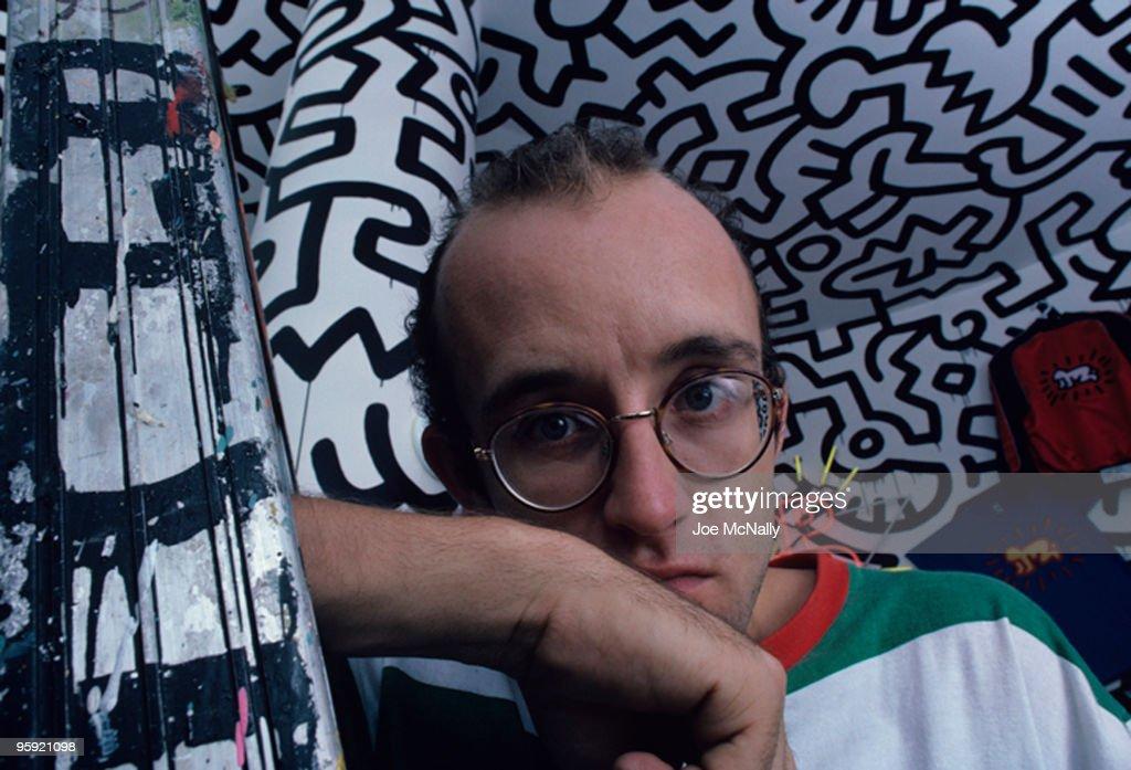 Keith Haring... : Nachrichtenfoto