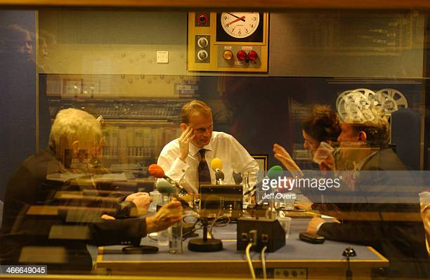 Keith Hellawell Michael Moore Andrew Marr unidentified female and Michael Portillo