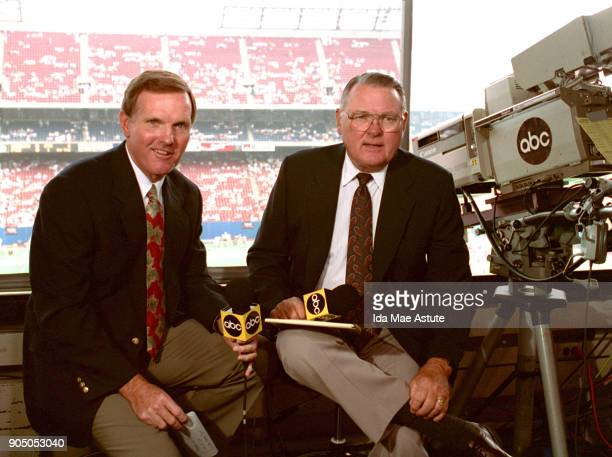Keith Jackson and Bob Griese will call the action for the KICKOFF CLASSIC with the Big Ten's Ohio State challenging Boston College live from the New...