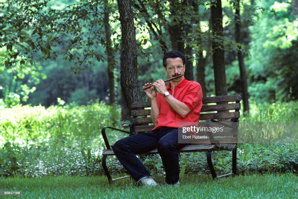 Keith Jarrett At Home : Fotografía de noticias