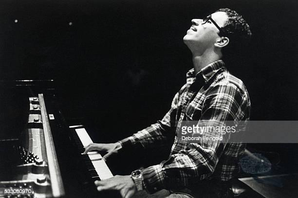 Keith Jarrett Playing Piano