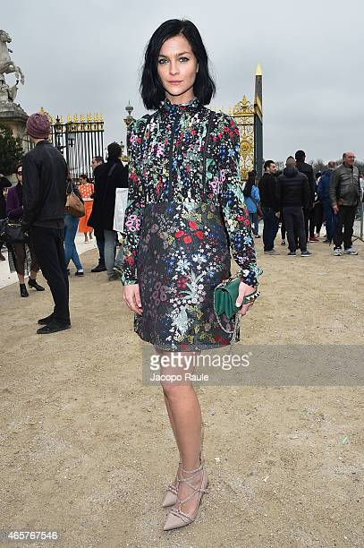 Keith Leigh arrives at Valentino Fashion Show during Paris Fashion Week Fall Winter 2015/2016 on March 10 2015 in Paris France