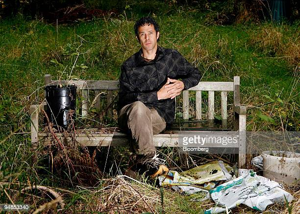 Keith Mann a former Animal Liberation Front activist poses at his home in Couldson London UK on Friday Aug 29 2008 UK Police say improved...