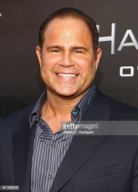 """Keith Middlebrook arrives to the Premiere of Sony Pictures' 'Hancock"""" at Grauman's Chinese Theatre on June 30, 2008 in Hollywood, California."""