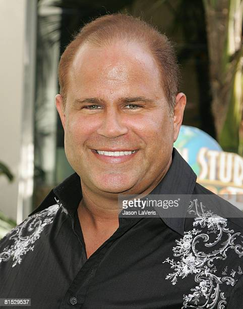 Keith Middlebrook attends the premiere of Universal Pictures' The Incredible Hulk at Universal CityWalk on June 8 2008 in Universal City California