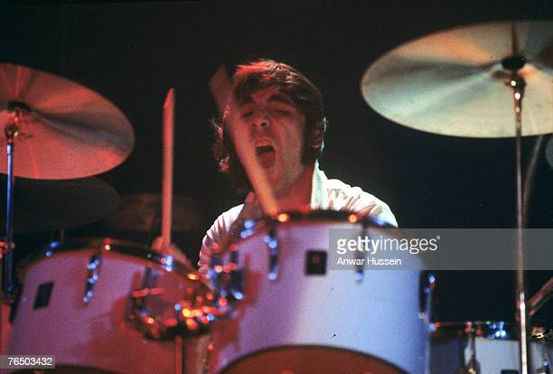Keith Moon in Concert with The Who