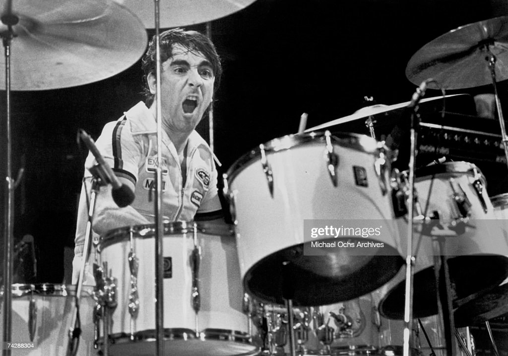 KEITH MOON (1975) - Images   Atlas Icons