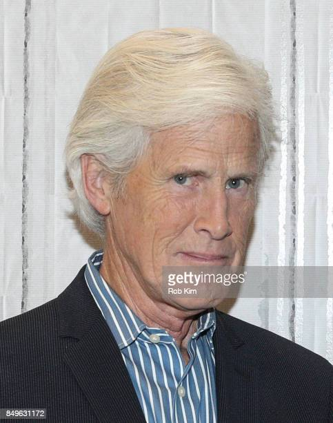 Keith Morrison attends Build Series at Build Studio on September 19 2017 in New York City