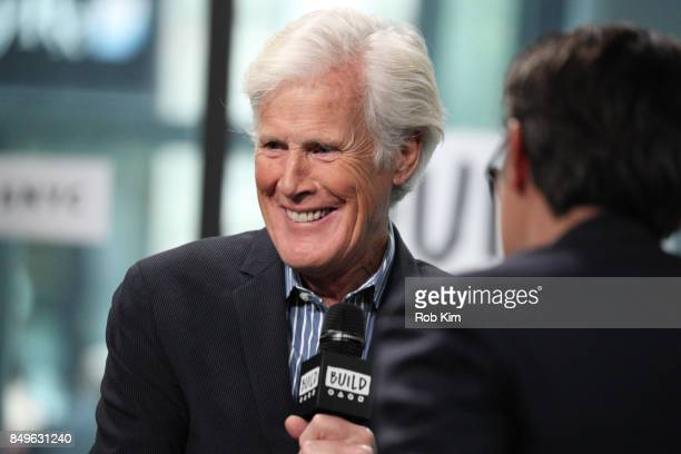 Keith Morrison discusses Dateline NBC at Build Studio on September 19 2017 in New York City