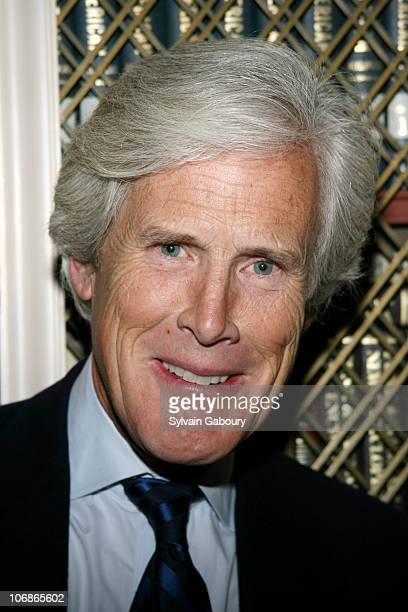 Keith Morrison during Virtue Foundation Hosts a Panel Discussion on Vulnerable Youth Safeguarding Our Children in a Globalized World at Harvard Club...