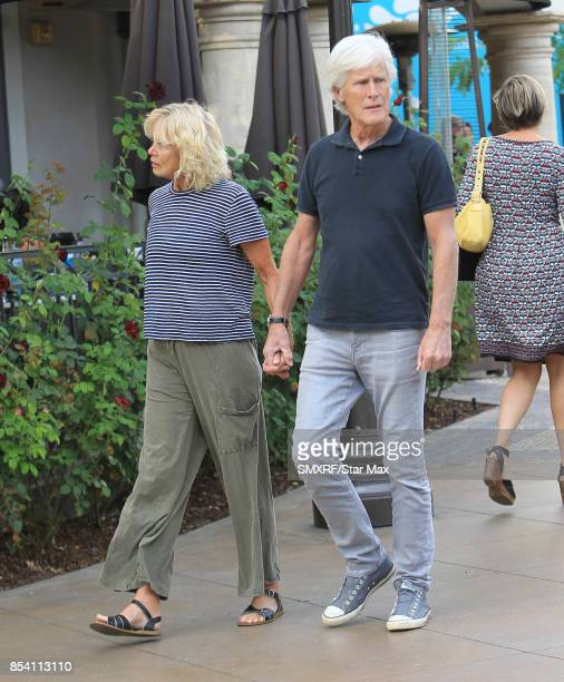 Keith Morrison is seen on September 25 2017 in Los Angeles California
