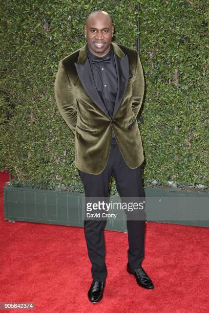 Keith Neal attends the 49th NAACP Image Awards Arrivals at Pasadena Civic Auditorium on January 15 2018 in Pasadena California