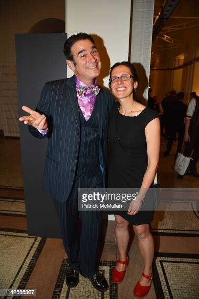 Keith Nelson and Rebecca Montville attend Show Teachers The Love! at New York Historical Society on May 8, 2019 in New York City.