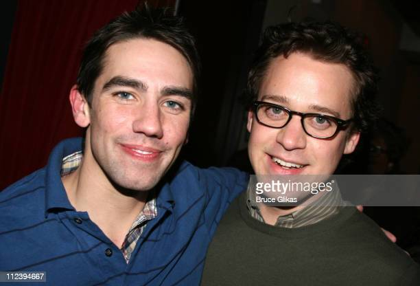 Keith Nobbs and TR Knight