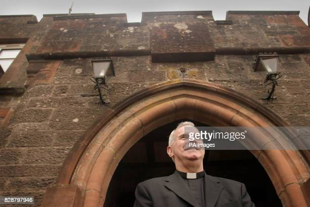 Keith O'Brien at St Patricks College, Stirlingshire. The Pope announced his intention to make Archbishop O'Brien a cardinal. The Archbishop of St...