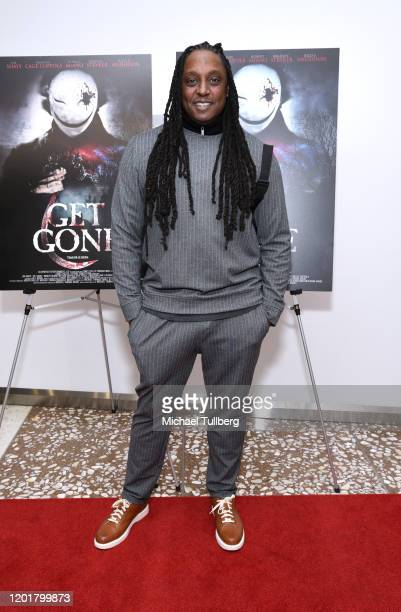 Keith Perry attends the premiere of Get Gone at Arena Cinelounge on January 24 2020 in Hollywood California