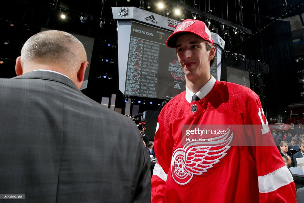 2017 NHL Draft - Rounds 2-7 : News Photo