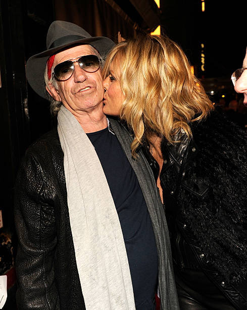 Guitarist Keith Richards Turns 70 Photos and Images ...