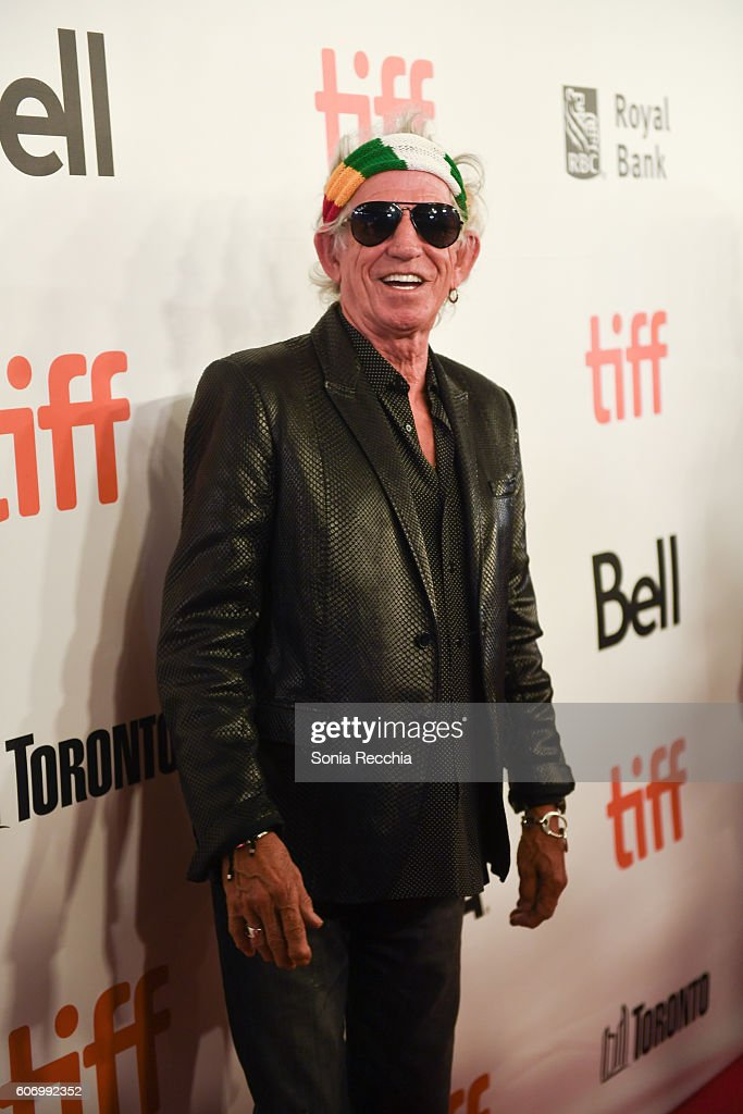 "CAN: 2016 Toronto International Film Festival - ""The Rolling Stones Ole Ole Ole!: A Trip Across Latin America"" Premiere - Arrivals"