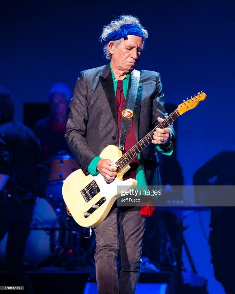 Rolling Stones In Concert - Philadelphia, PA : News Photo