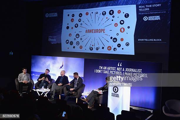 Keith Richey Director of Global Marketing at LinkedIn Chad Warner Integrated Creative Director at McCann Chris O'Reilly ECD and CoFounder at NEXUS...