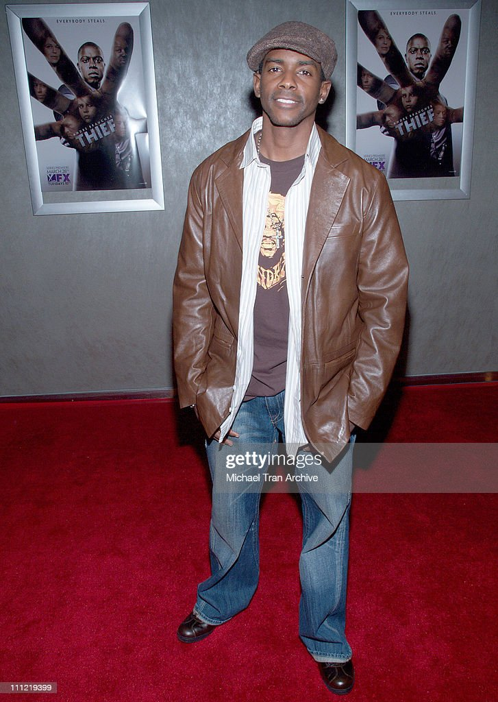 Keith Robinson during 'Thief' Los Angeles Premiere - Inside Arrivals at Pacific Design Center in West Hollywood, CA, United States.