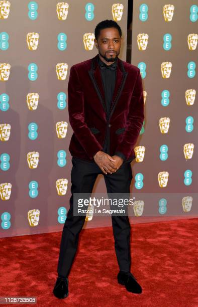 Keith Stanfield attends the EE British Academy Film Awards at Royal Albert Hall on February 10 2019 in London England