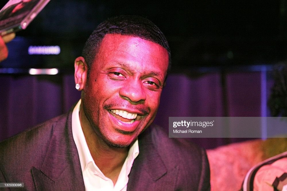 Keith Sweat Listening Party