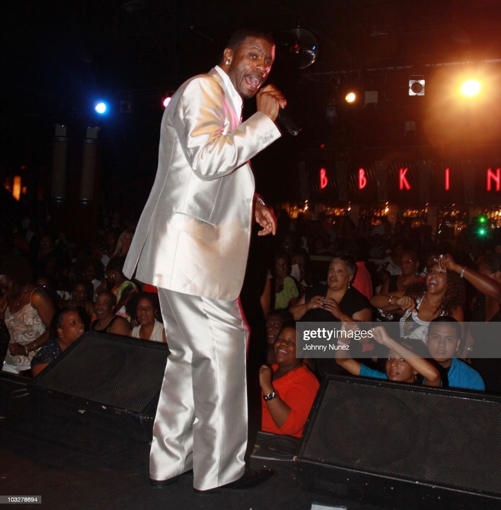 Keith Sweat In Concert - August 6, 2010