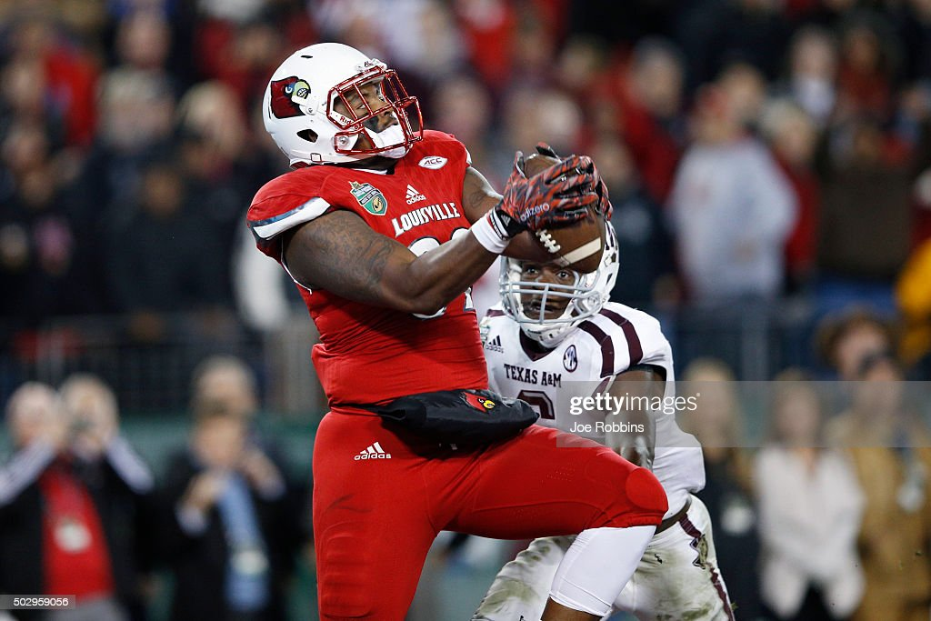 Franklin American Mortgage - Louisville v Texas A&M : News Photo